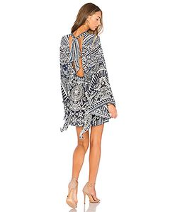 Camilla | Платье С Открытой Спиной И Завязкой Сзади