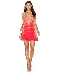 Gypsy 05   Платье С Разрезом Сбоку Bamboo