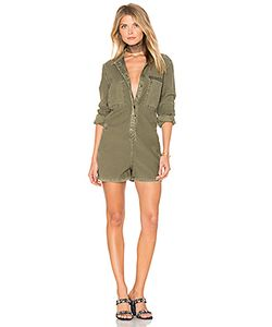 Current/Elliott | The Reversed Military Romper
