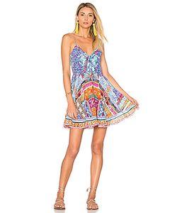 Camilla | Мини Платье На Завязке Спереди