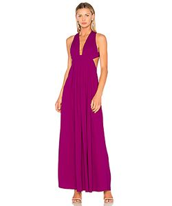 JILL JILL STUART | Empire Cut Out Gown