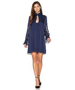 L'Academie | Платье The 70s Ruffle Sleeve