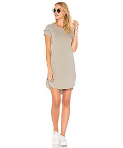 Wilt | Shifted Tee Dress With Sleeve Detail