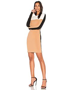 Diane Von Furstenberg | Knit Colorblock Dress