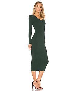 Ronny Kobo | Платье Из Ткани В Рубчик Pearl