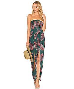 Vix Swimwear | Leaves Maria Dress