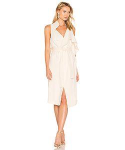 Halston Heritage | Draped Wrap Dress