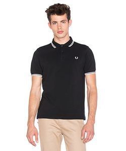 Fred Perry | Тенниска Slim Fit Twin Tipped