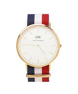 Daniel Wellington | Часы Cambridge С Циферблатом В 40 Мм
