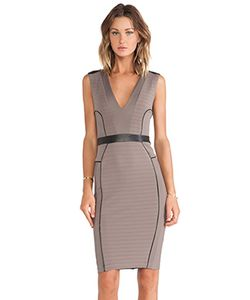 LaPina by David Helwani | Коктейльное Платье Kimberly