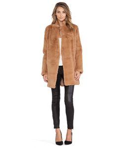 Adrienne Landau | Куртка Из Меха Кролика