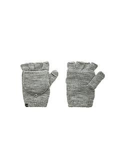 Plush | Митенки С Открытыми Пальцами Для Набора Текста Подкладка Из Флиса