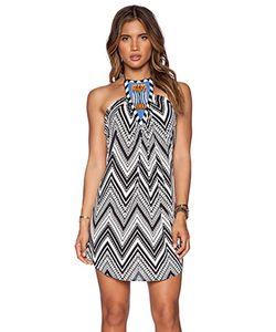 T-Bags LosAngeles | Платье Холтер
