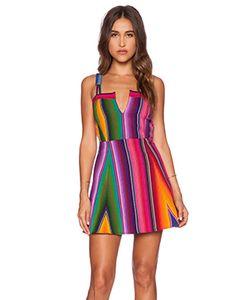 STELA 9 | Платье С Юбкой Солнце-Клеш Hacienda