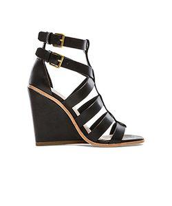 Pour La Victoire | Обувь На Танкетке Cecile