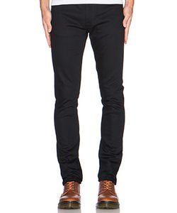 Nudie Jeans Co | Облегающие Джинсы Lean Dean Nudie Jeans