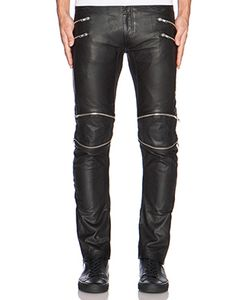 SKINGRAFT | Брюки Leather Motocross