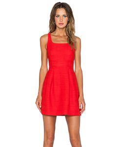 1. STATE | Платье С Квадратной Горловиной