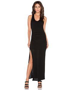 Heather | Платье С Разрезом И Y-Образными Шлейками На Спине