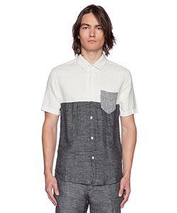 CWST | Рубашка С Коротким Рукавом Chevron