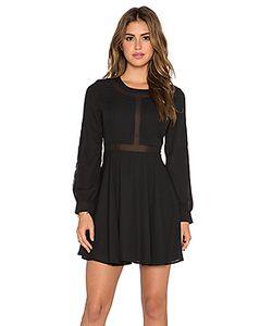 Lucca Couture | Обегающее Сверху И Плиссированное От Пояса Платье