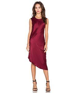 KES | Платье Asymmetric Drape
