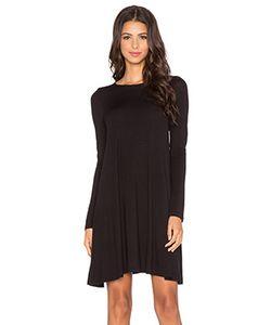 BLQ BASIQ | Платье С Длинным Рукавом