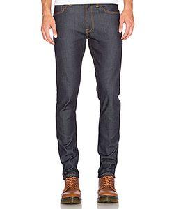 Nudie Jeans Co | Узкие Джинсы Lean Dean Nudie Jeans