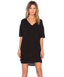 Bella Luxx | Свободное Платье С V-Образным Вырезом
