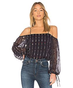 Tularosa | Блуза С Вышивкой Cleo