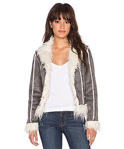 Lucy Paris | Куртка Из Искусственной Овчины