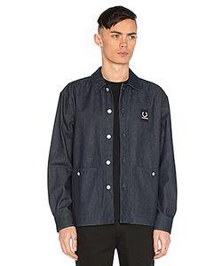 Raf Simons X Fred Perry | Denim Shirt Jacket F Perry X Raf Simons