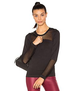 Adidas By Stella  Mccartney | The Seamless Mesh Top Adidas By Stella Mccartney