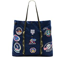 Epperson Mountaineering | Vintage Nasa Patch Large Tote