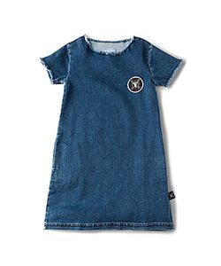 Nununu | Denim A Dress
