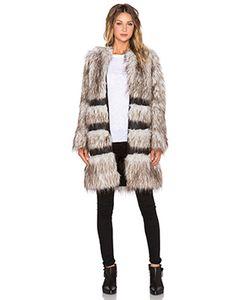 Johanne Beck | Меховое Пальто Emma