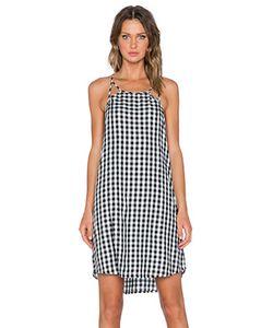 1. STATE | Платье-Комбинация Gingham