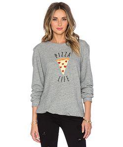 A Fine Line   Свитшот Pizza Life Ex-Boyfriend
