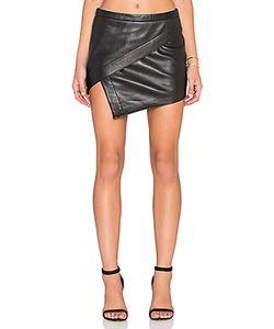 Mason by Michelle Mason | Юбка Мини Asymmetrical Mini Skirt