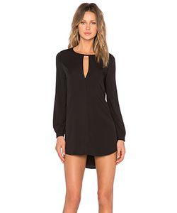 Blaque Label | Платье С Вырезом-Капля И Асимметричным Подолом