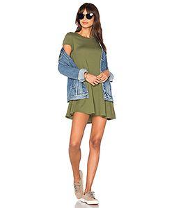 Bobi | Платье Из Легковесного Джерси С Коротким Рукавом