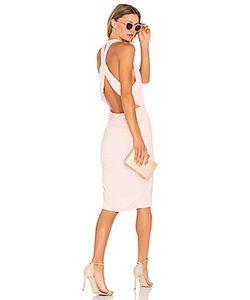 Bobi | Мини Платье С Глубоким V-Образным Вырезом