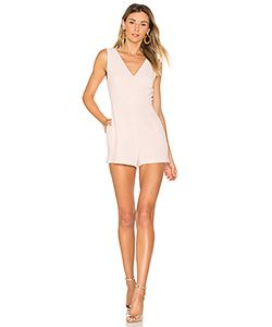 BCBGeneration | Simple V Romper
