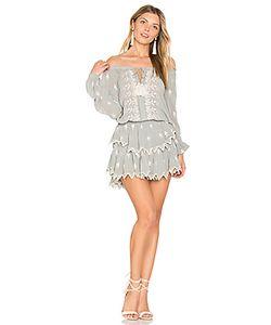 LoveShackFancy | Popover Ruffle Dress