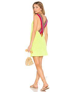 Pitusa | Платье С Перекрестными Шлейками Сзади