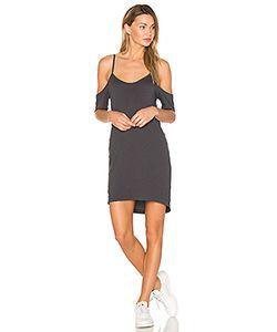 Lna   Off The Shoulder Tee Dress