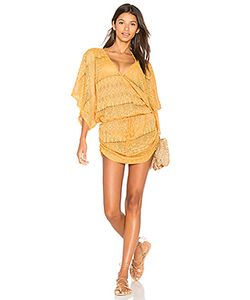 Luli Fama | Платье С Вырезом V Obsession