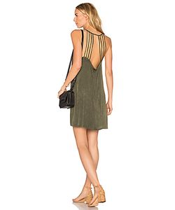 Chaser | Strappy Halter Dress