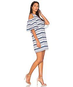 Blaque Label | Striped Poplin Dress
