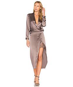 Michelle Mason | Платье С Запахом